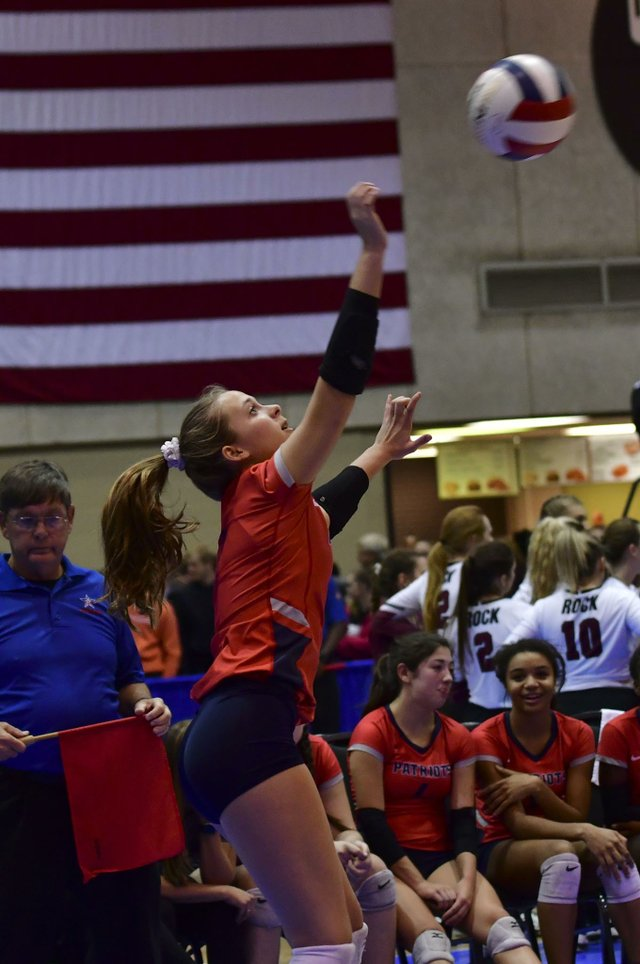 Super Regional Volleyball