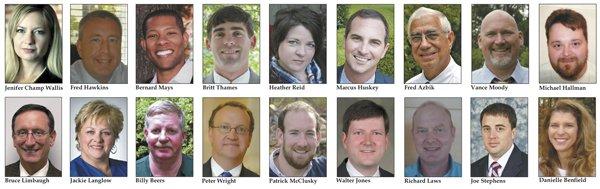 0812 Homewood City Council Candidates