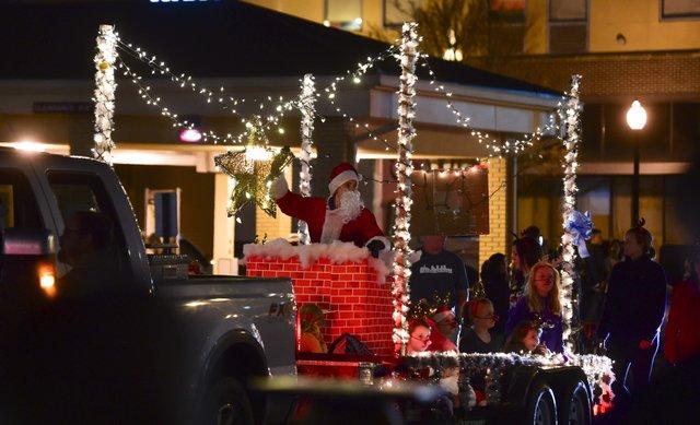 Homewood Christmas Parade
