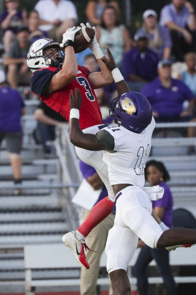 Homewood VS Hueytown Football 2019