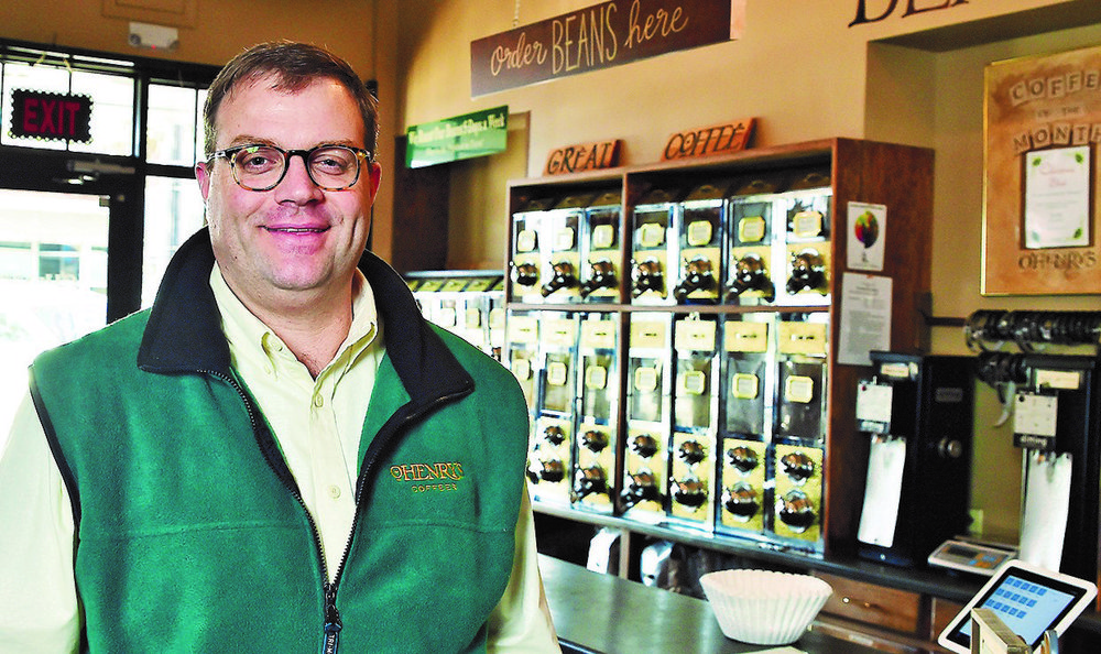 O'Henry's Coffee new owner
