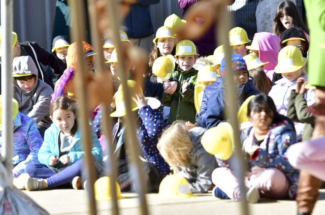 Creative Montessori School groundbreaking