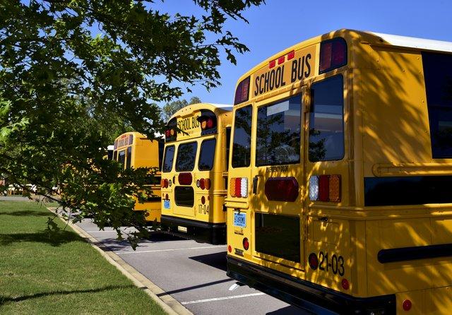 Trussville City School bus