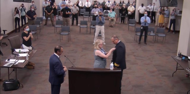 Nick Hill named Homewood Fire Chief