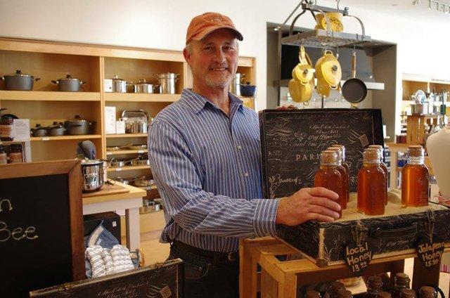Belcher Honey Homewood Loves Art Night