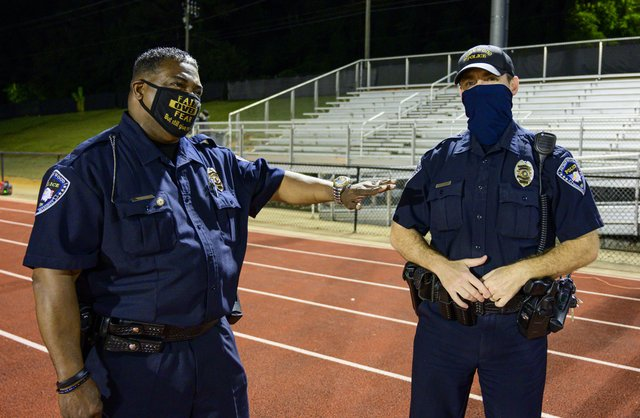 Homewood Football 2020