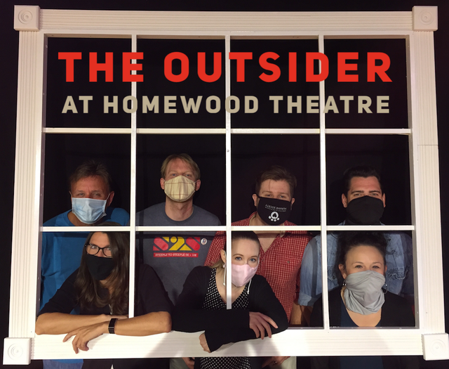 The Outsider Homewood Theatre