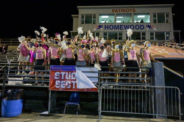 Homewood vs. Briarwood Football