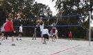 Sand Volleyball Court