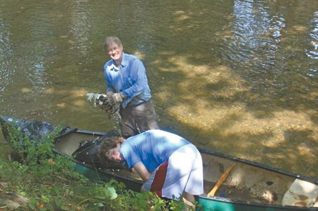 0912 Shades Creek Cleanup