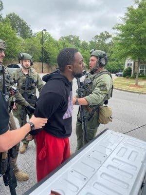 Jordan Ricks arrest