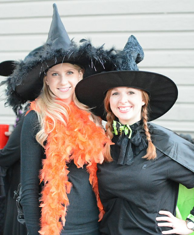 Homewood Witches Ride 2014