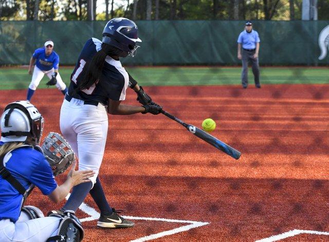 Mountain Brook vs. Homewood Softball