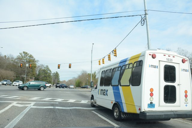 Finance committee considers bus issue