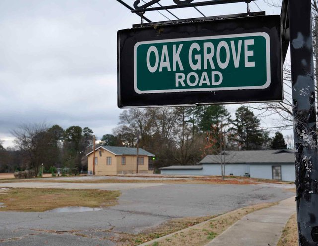 Oak Grove Patriot Park Lot