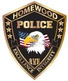 Homewood Police Badge