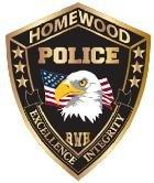 Homewood Police Badge