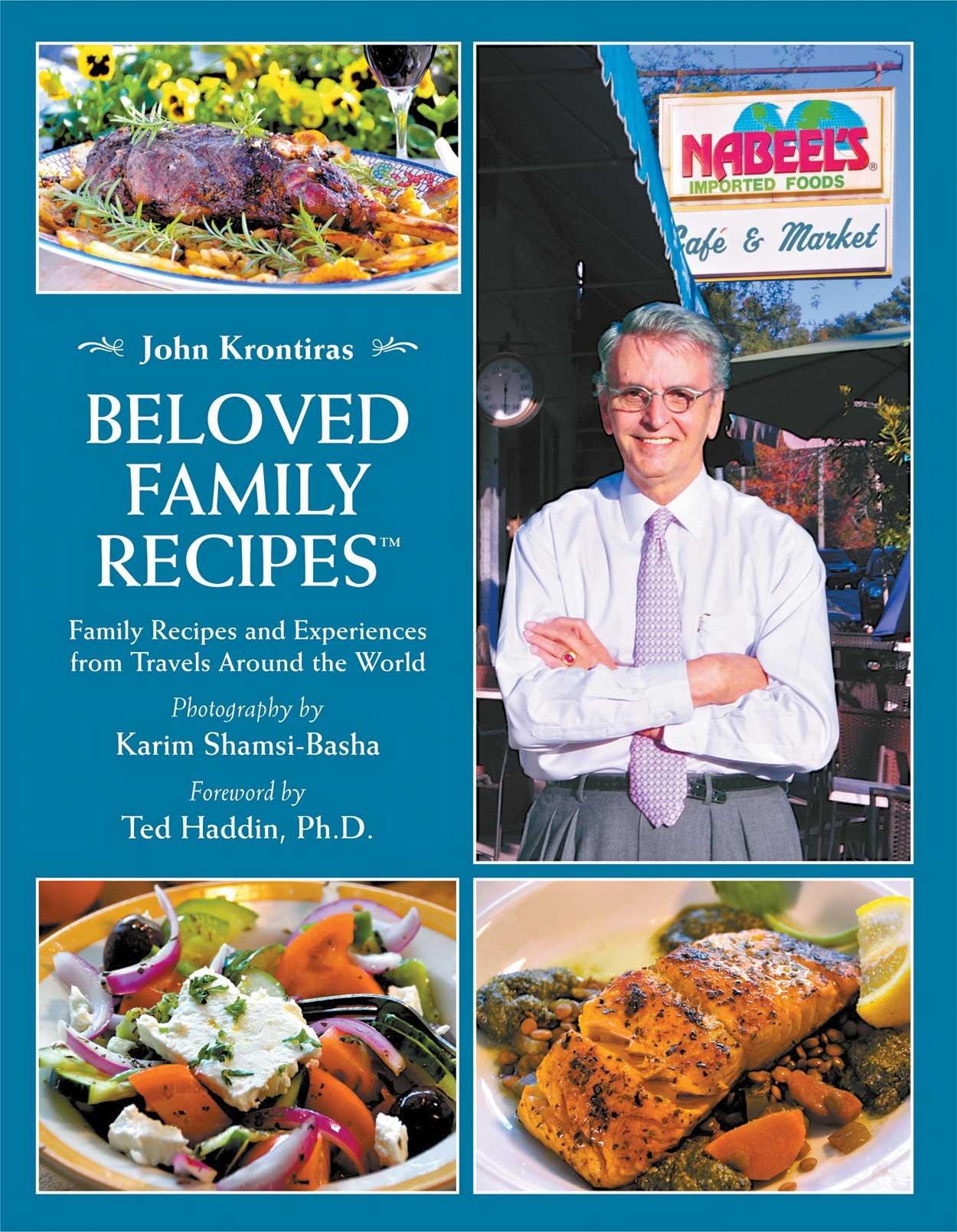 Image result for beloved family recipes john krontiras