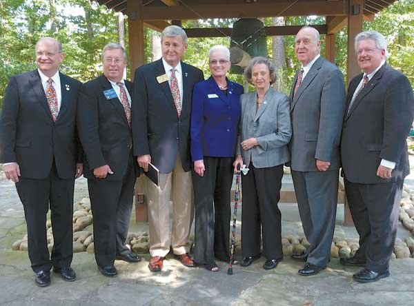 Rotary Estess Dedication