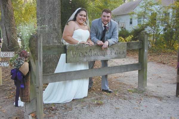 Woodland Park Wedding