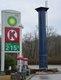 BP Station Pole