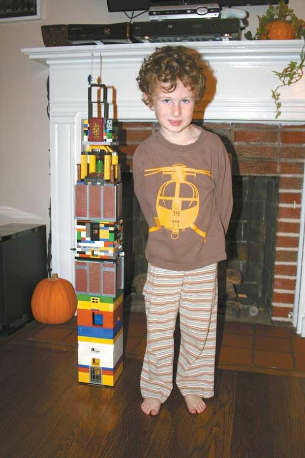 Lego Kid