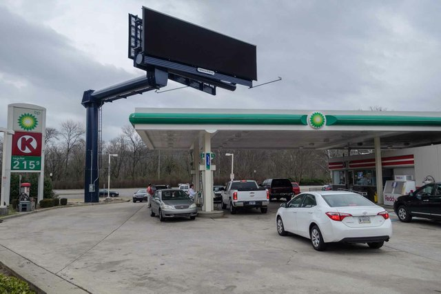 Billboard Lakeshore BP