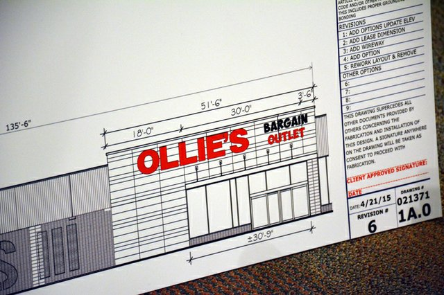 Ollie's Sign