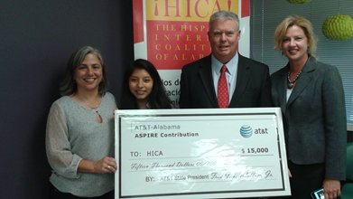 AT&T Aspire's Contribution to ¡HICA!
