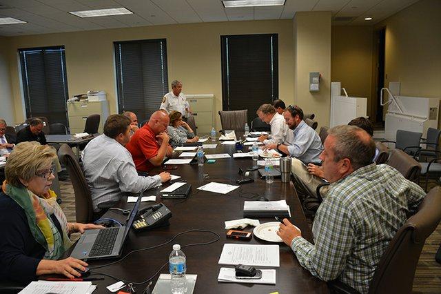 Homewood committee meetings