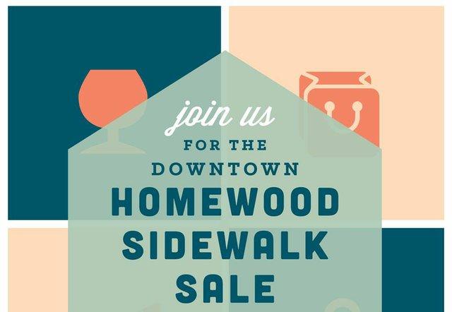Sidewalk Sale Logo
