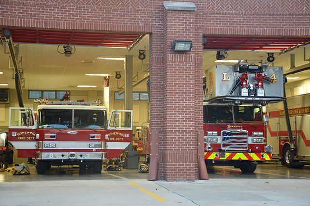 Homewood Fire Department