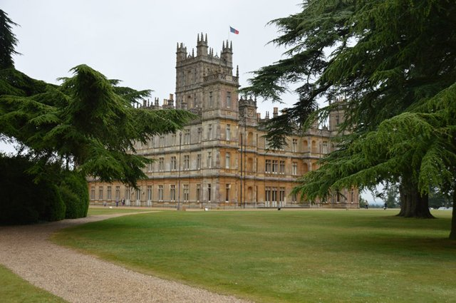 Downton Abbey Gardens Presentation Coming To Library