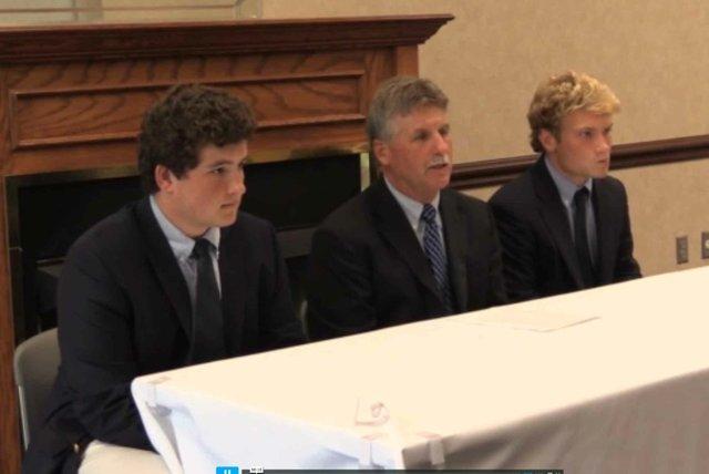 John Carroll Football Media Days Press Conference