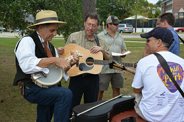 Pickin' in the Park