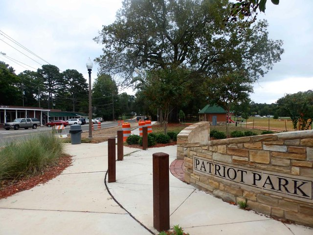 Patriot Park Revamp