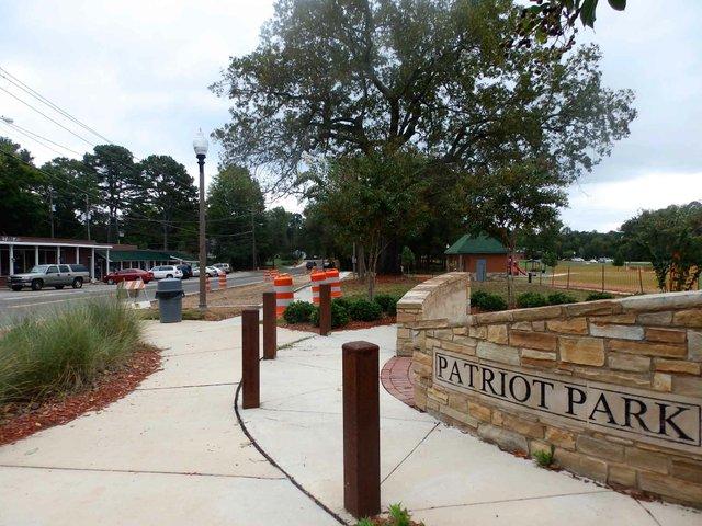 Patriot Park Revamp