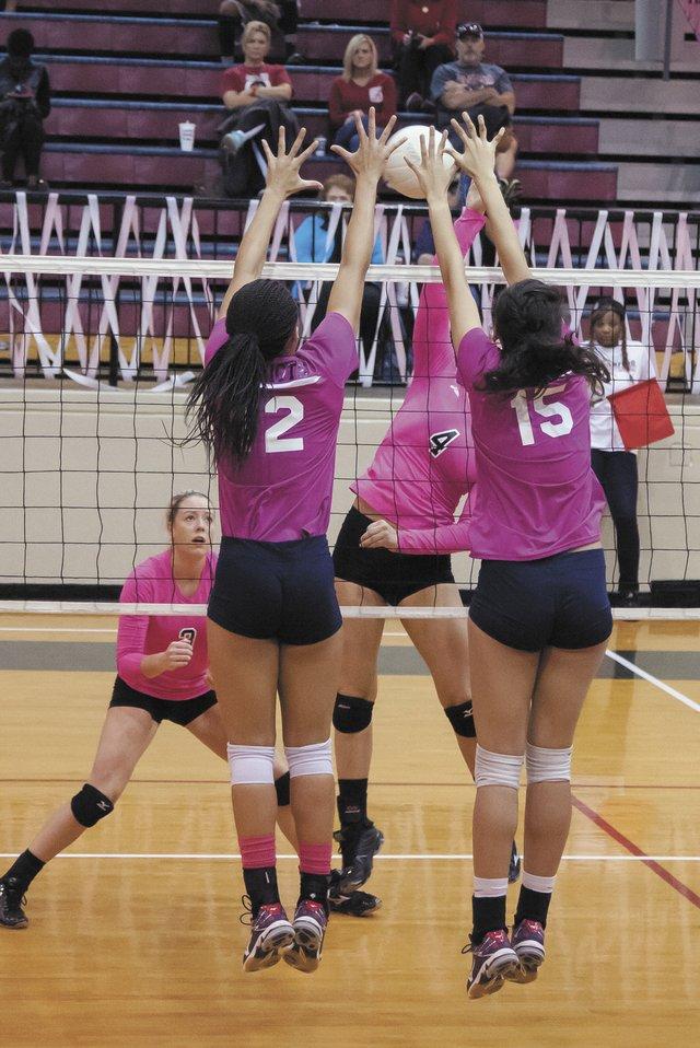 HWD volleyball