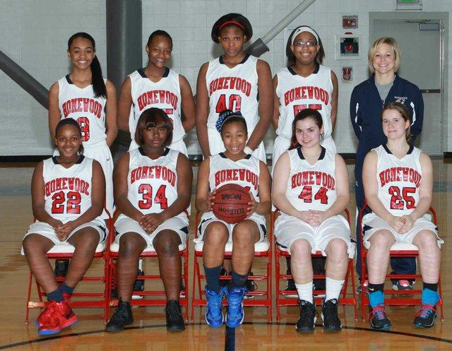0213 Homewood Middle School Basketball