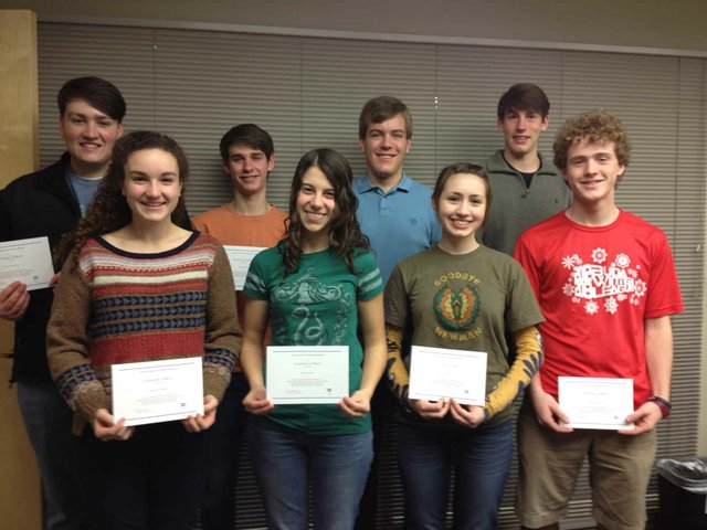 0213 National Merit Finalists