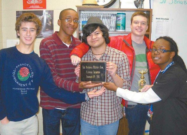 0313 HHS Scholars Bowl