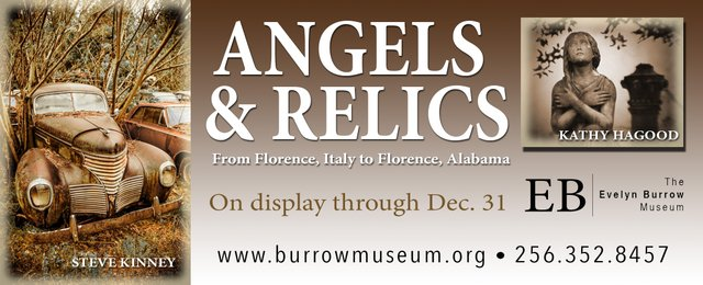 Angels and Relics