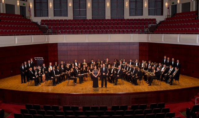 UAB wind symphony