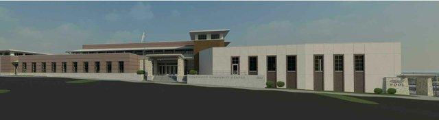 0313 Community Center Rendering