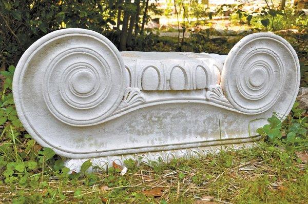 0512 Sims Garden bench
