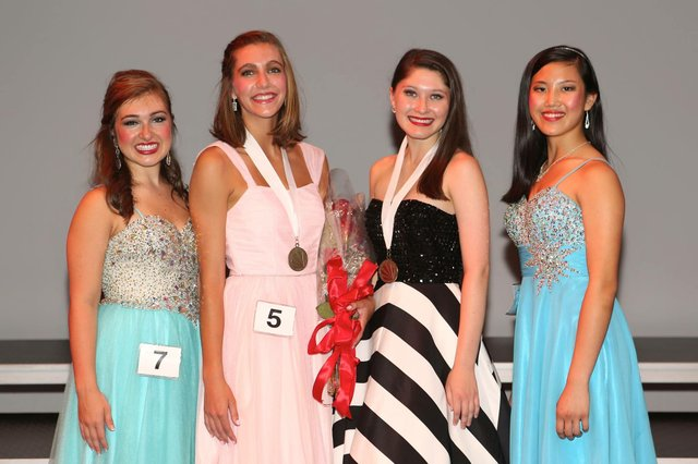 Distinguished Young Women of Jefferson County