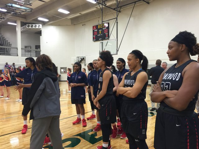 Homewood Girls Basketball