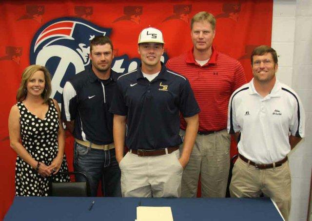 Homewood Baseball Signing