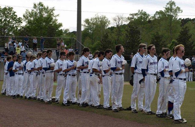 0513 HHS Baseball Playoffs