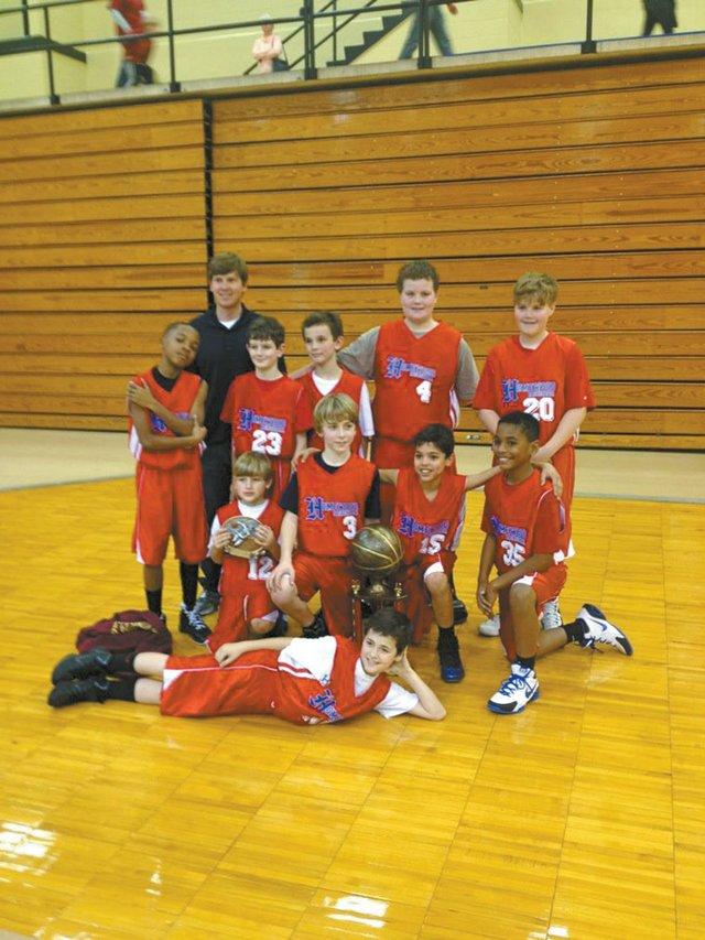 0512 All Star baeket ball team